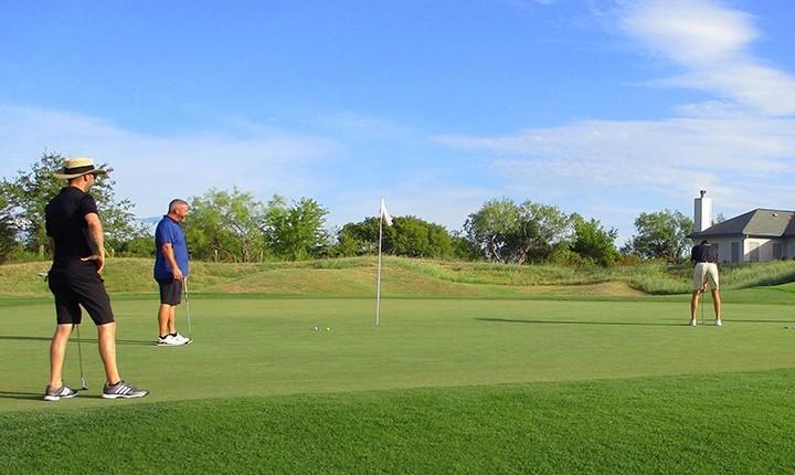 slow pace golf corpus christi